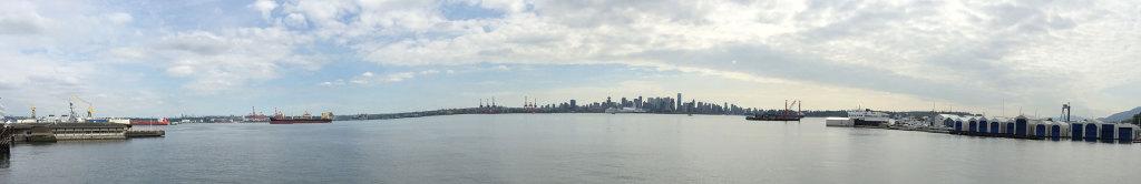Vancouver-Panorama