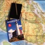 Karte und Reiseführer von Vancouver Island
