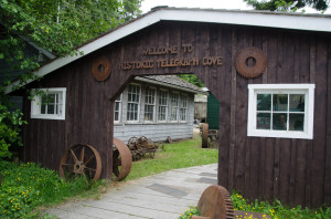 Welcome to Telegraph Cove
